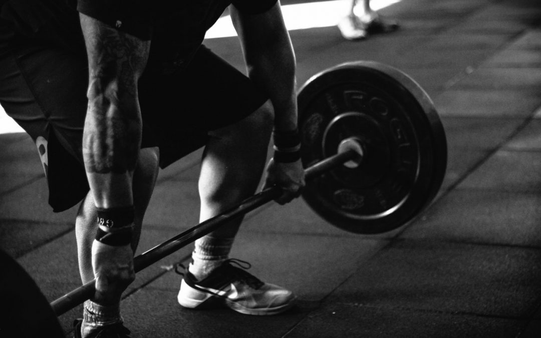 Barbell Complex For Fat Loss